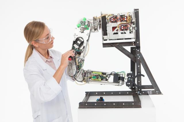 ロボット試作