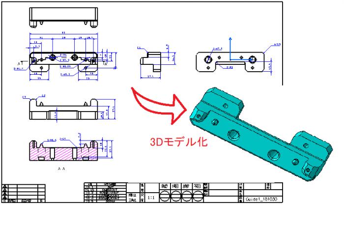 3Dモデル化01