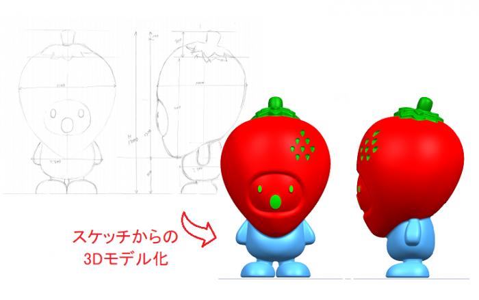 3Dモデル化02